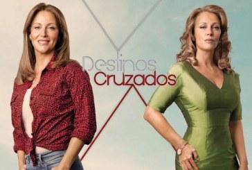 """Reviravolta em """"Destinos Cruzados"""": Sílvia e Laura fazem pacto!"""