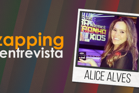 Zapping Entrevista: Alice Alves