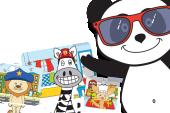 Canal Panda muda de imagem