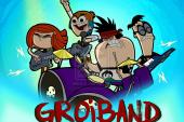 """Os """"Grojband"""" chegam em julho ao Cartoon Network"""